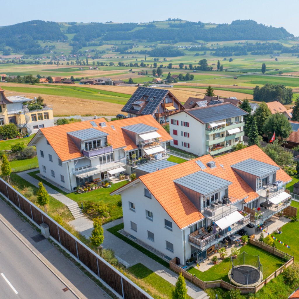 Diversification of our offer: first two properties in German-speaking Switzerland