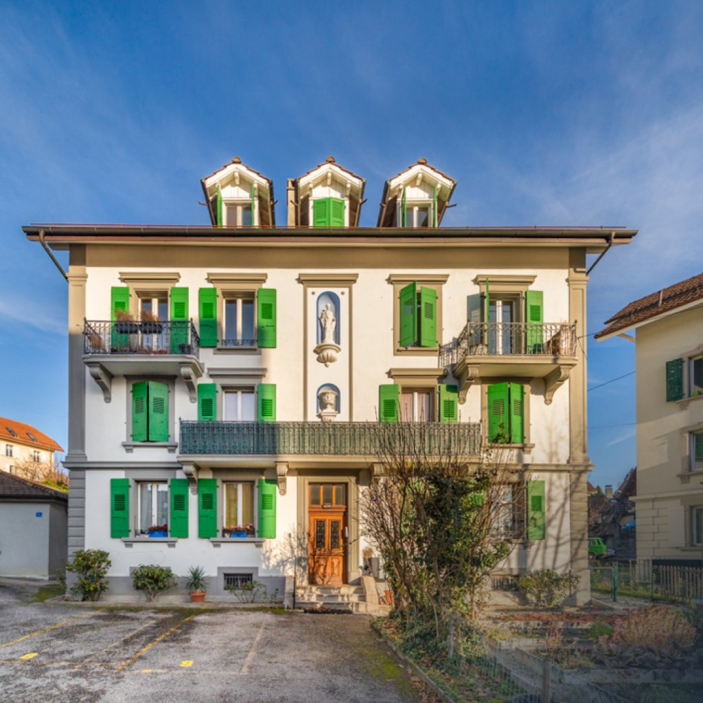 Second transaction of Crowdfunding real estate in Lausanne