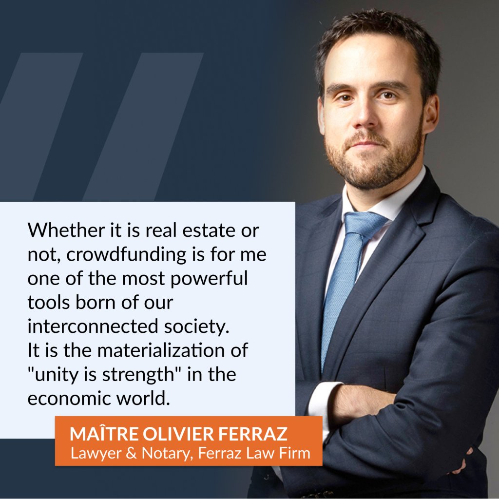 Interview with Maître Olivier Ferraz, lawyer & notary at the Ferraz Law Firm