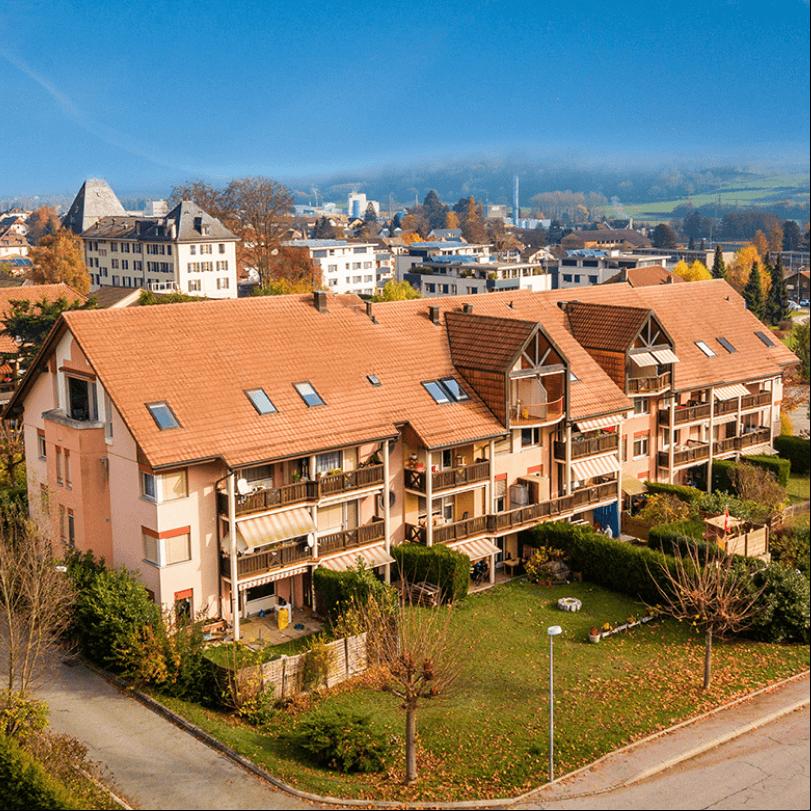 Nouvelle opportunité d'investissement en crowdfunding immobilier à Lucens, Vaud