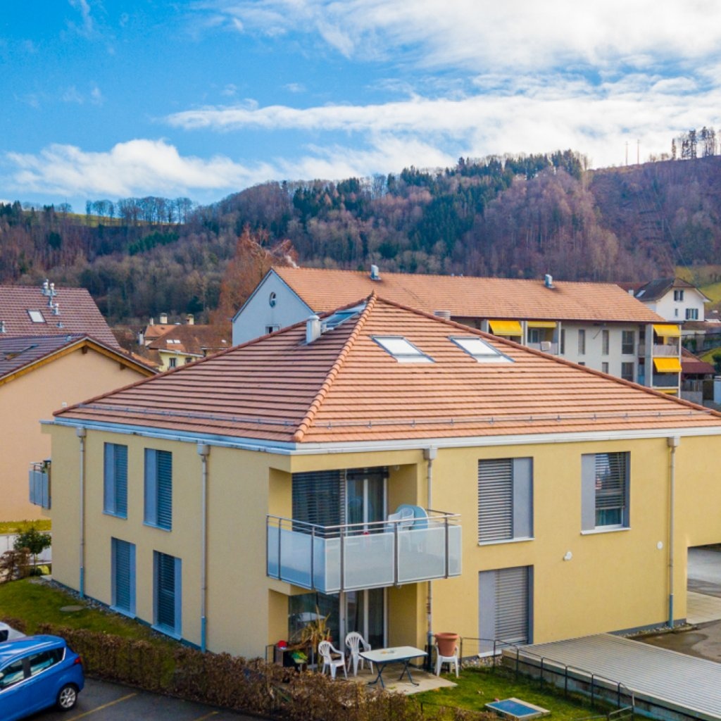Second building in Moudon put up for sale in crowdfunding real estate