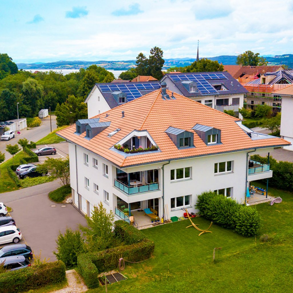 Investing in real estate crowdfunding at Vully-les-lacs